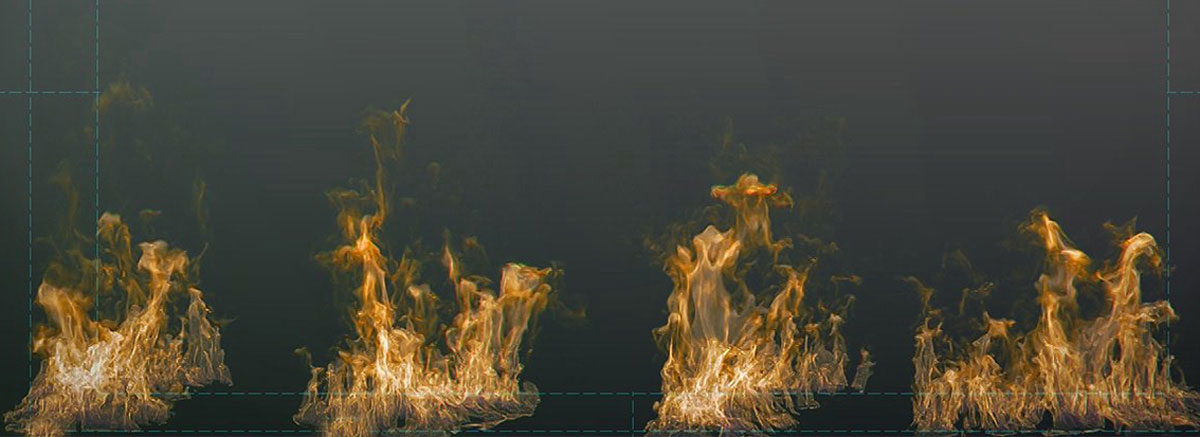 FumFX fire stacks