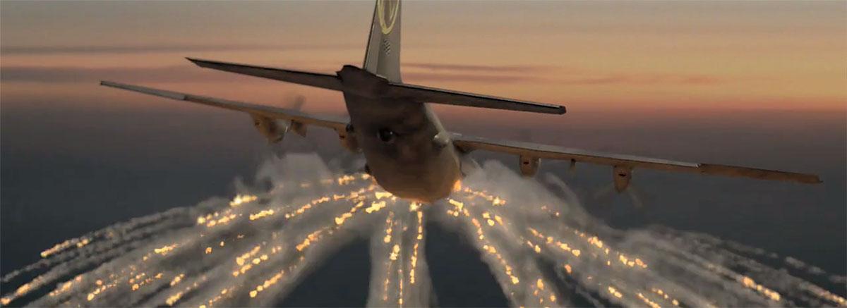 Tom Clancy's H.A.W.X. 2 Cinematic