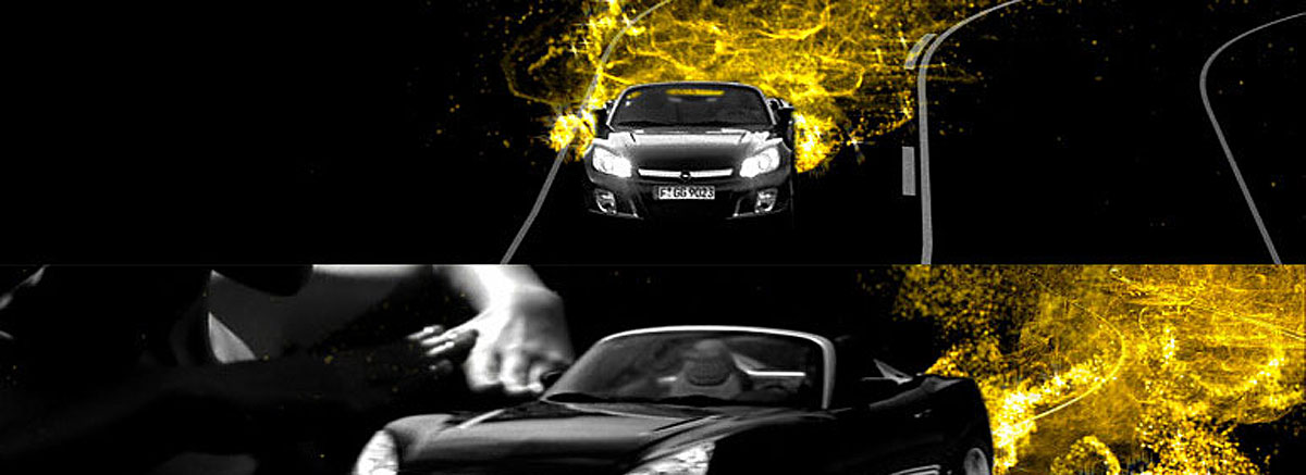 opel Driving Exitement with PFlow Box#3 and Krakatoa