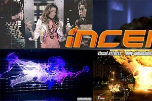 Incendii commercial show reel 2013