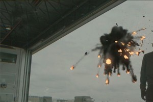 Tyrant Ep. 108 Plane explosion