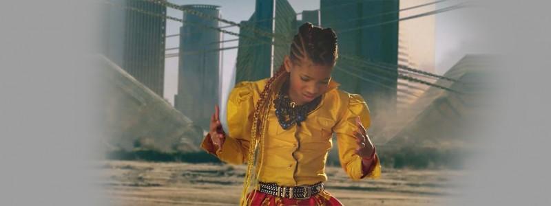 willow 21 Century Girl Music Video