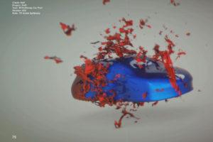 Thinking Particles SoftBodyRip