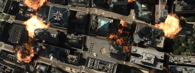 Quantico Episode201 Explosions MakingOf